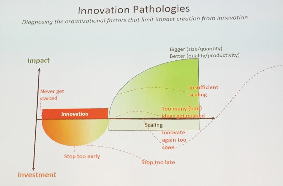 Innovation-pathologien